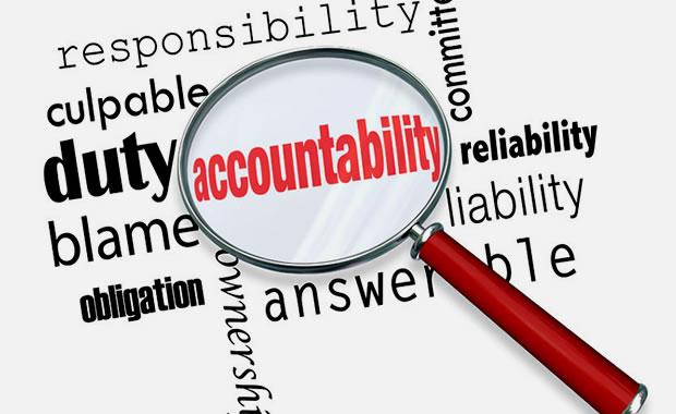 Seeking accountability in South Africa