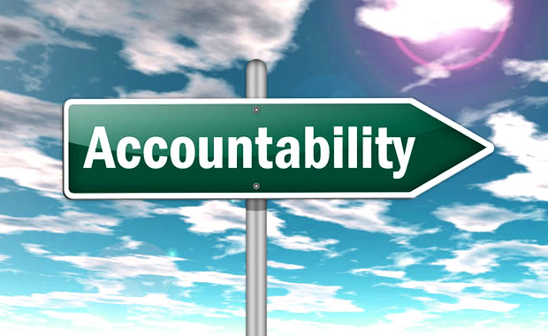 The way to accountability in South Africa