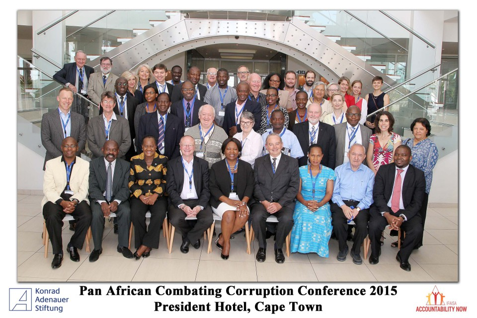 Combating Corruption Conference 2015