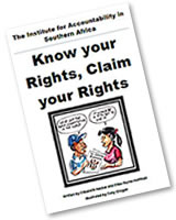Know your rights in South Africa - a free handbook