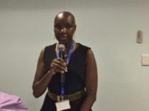 Mary-Jane Ncube (Transparency International, Zimbabwe)
