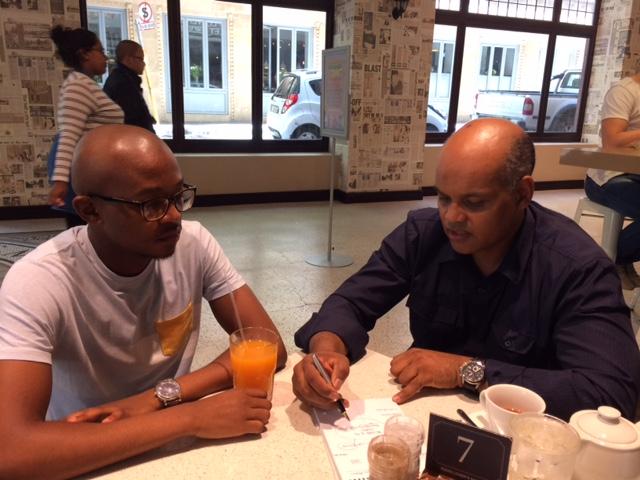 Ghalib and Siya