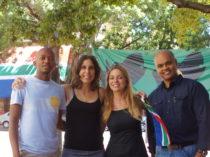 With interns at the Save SA Civil Society Assembly 08/02/17